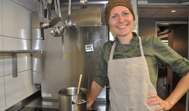 <p>Lotte Strooper: &quot;Na afloop van de maaltijd geen bomvol gevoel, maar verzadigd.&quot;</p>