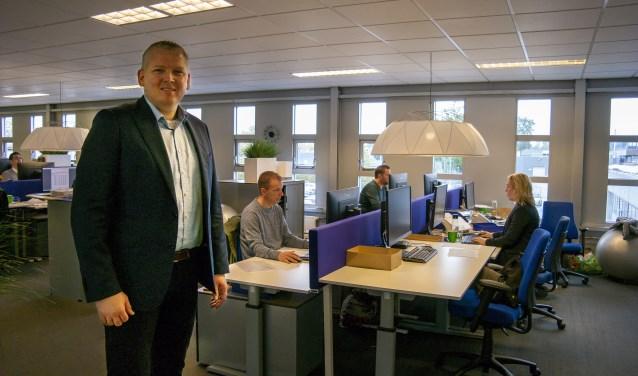 """Salesmanager Mario Dekker: """"Friesland Lease doet wat ze belooft. Zorgvuldig werken, parate kennis en een dienstverlenende houding is voor elke werknemer vanzelfsprekend. """""""