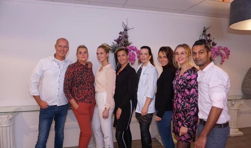 De verschillende ondernemers van de Beautyboerderij.