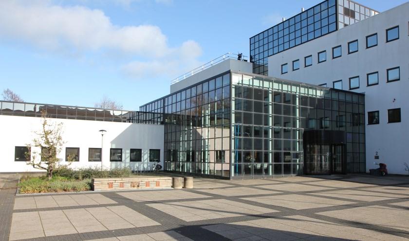 Het gemeentehuis van Smallingerland in Drachten. Op dinsdag 29 oktober vanaf 19.00 uur wordt er tijdens de Ronde Tafel gesproken over de begroting.