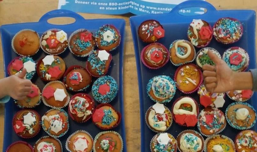 Koop cupcakes voor het kinderdorp Meru in Kenia.