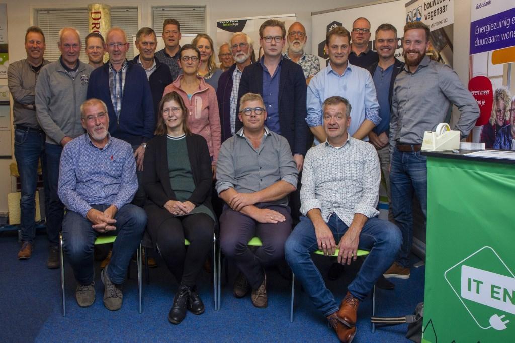 Trynergie werkt samen met  energiecoöperaties (in oprichting) in Garyp, Suwâld, Burgum, Jistrum en Ryptsjerk.  Foto: Actief Media © Actief Media