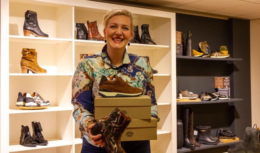 Amarens Sprokkereef toont de nieuwste schoenentrends.