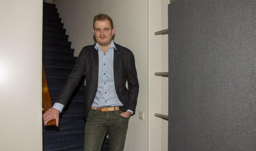 """MKB-adviseur Albert Wagenaar is gericht op startende ondernemers: """"Apuls biedt starterspakketten op maat."""""""