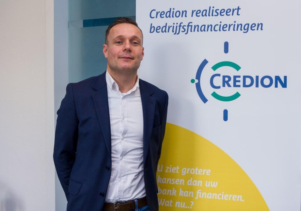 André Spa is de nieuwe bedrijven- en financieringsadviseur voor Noordoost Friesland. Hij gaat graag met u in gesprek over passende financieringen voor uw bedrijf.  Foto: Actief Media © Actief Media