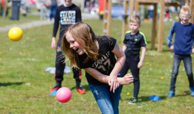 <p>Sport en spel in de meivakantie in Smallingerland.</p>