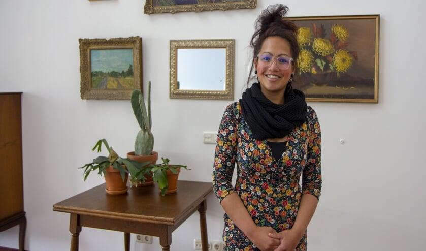 Dianne Kalsbeek zet zich in als onderneemster om daar waar mogelijk het verschil te maken.