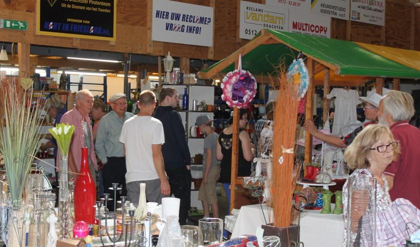 De Kringloopwinkel Drachten aan de Roef 8a (archieffoto).