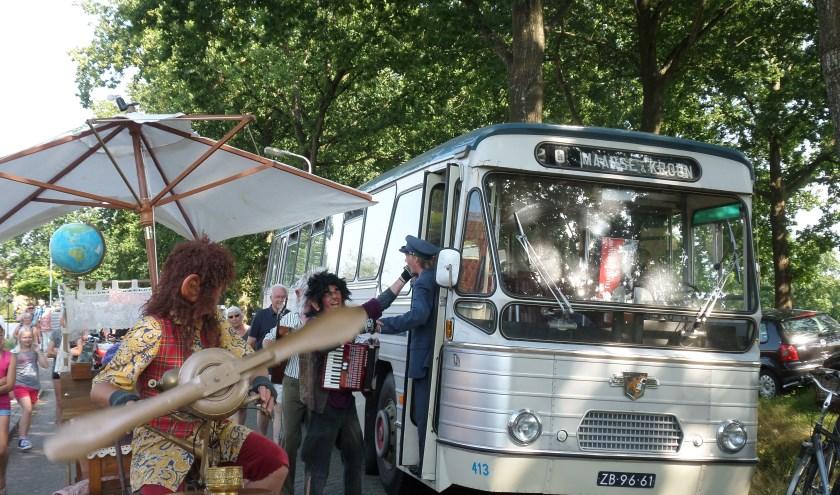 Straatfestival Easterbarren heeft dit jaar een propvol programma.