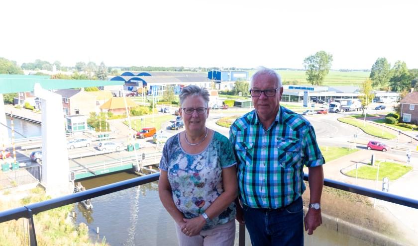 Lineke en Lambert Kooij genieten volop in hun nieuwe appartement in Dokkum. Hun waterontharder van Mezutec draagt daar aan bij.