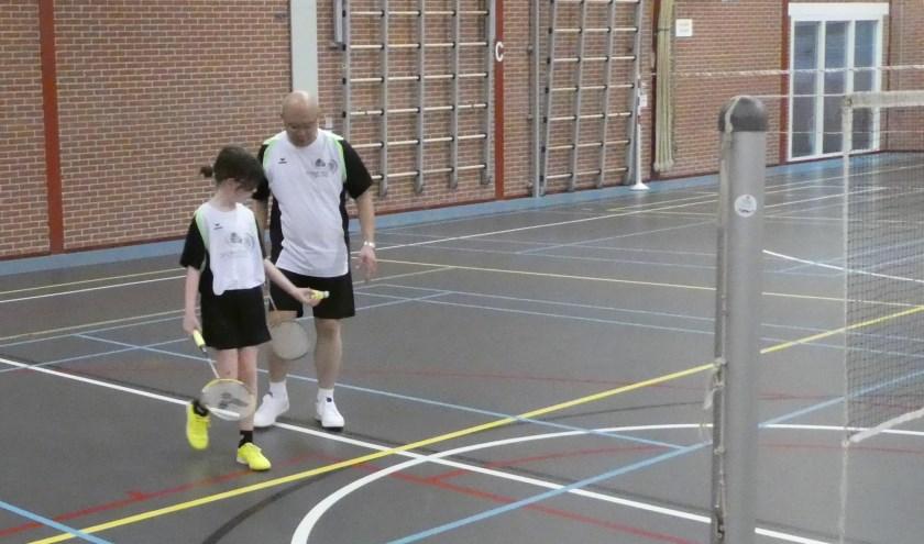 Ontdek het badmintonnen bij BCT in Burgum.