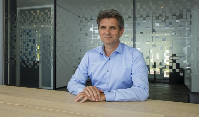 """Jan Tabak adviseert ondernemers bij het vaststellen van hun bedrijfsstrategie. """"Vertrouwen en vertrouwelijkheid zijn daarbij heel belangrijk."""""""