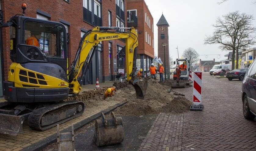 Woensdag 22 januari is er een bijeenkomst voor belangstellenden over de herinrichtingsplannen in Surhuisterveen.