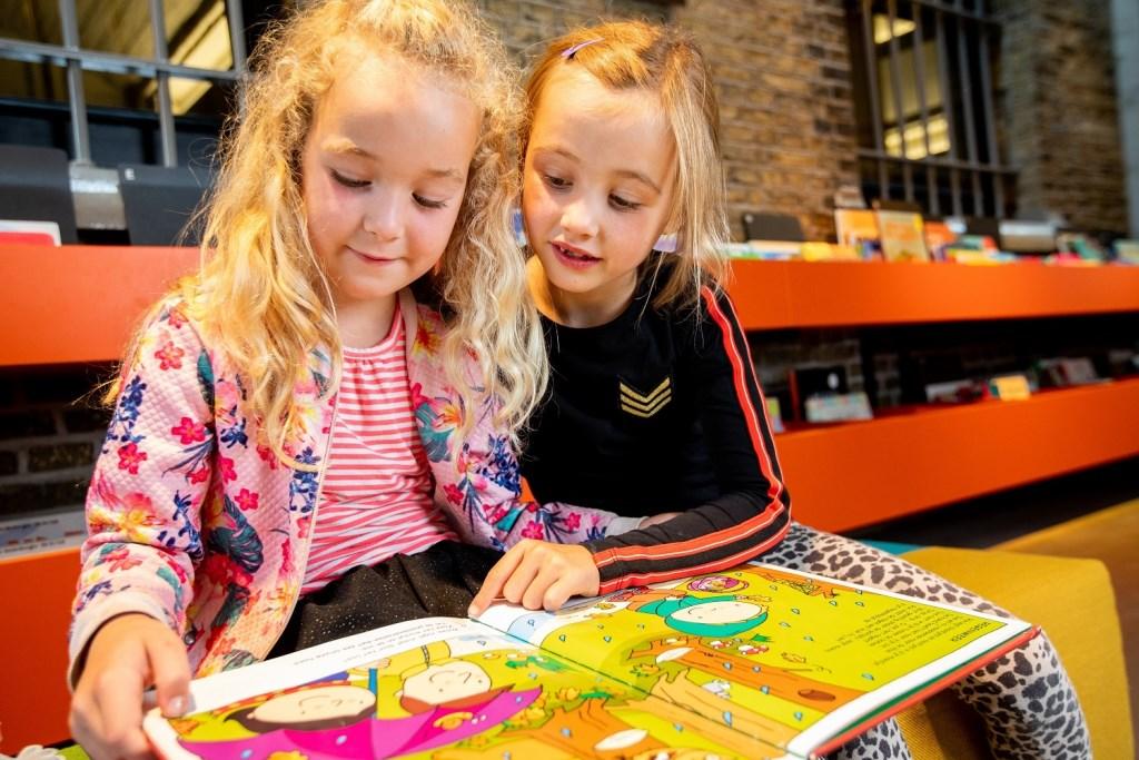 Kinderen leren zo spelenderwijs 21ste-eeuwse vaardigheden, zoals creativiteit, samenwerken en kritisch denken.  © Actief Media