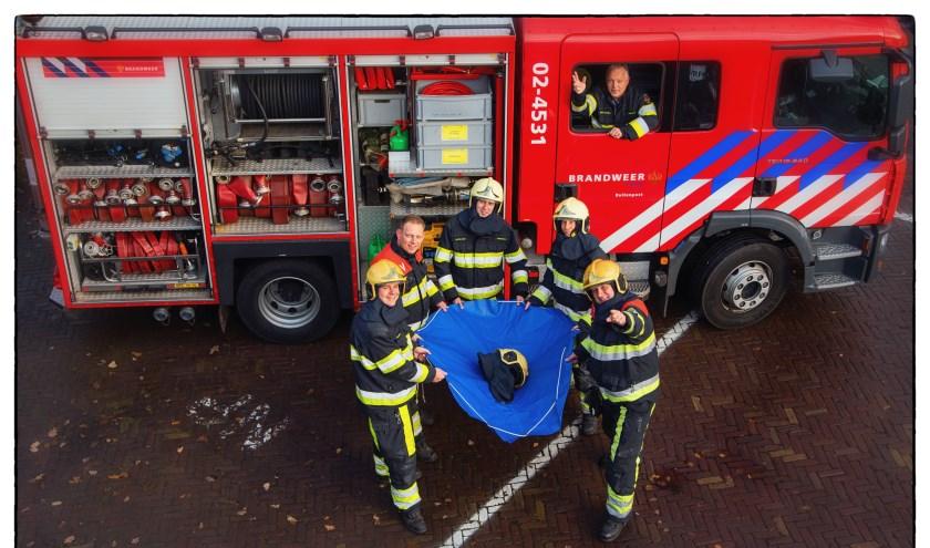 Brandweer Buitenpost: altijd hulpvaardig!