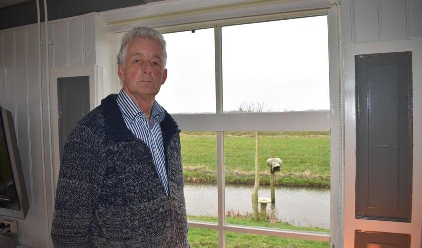 Voorrzitter Haye Folkertsma van It Eibertshiem.