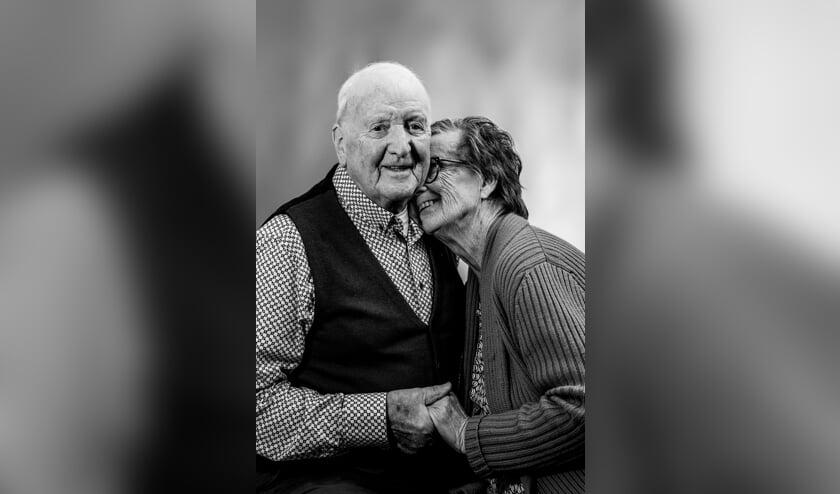 <p>Titus Vogt senior en zijn vrouw Wil, die lijdt aan de ziekte van Alzheimer. <br>Zij is het gezicht van de campagne &#39;Ik ben Wil&#39;.</p>