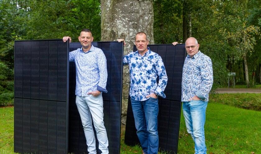 <p>Safe Solar is binnen een korte tijd uitgegroeid tot een familiebedrijf. De gebroeders Dijkstra runnen nu de onderneming: Peter Martijn, Wichard en Jurgen.</p>