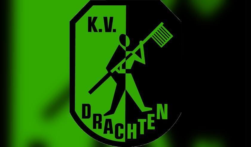 <p>Het logo van KV Drachten/Van der Wiel</p>