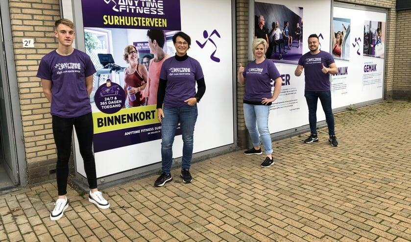 <p>Anytime Fitness opent in het weekend van 20 en 21 november de vestiging in Surhuisterveen.</p>