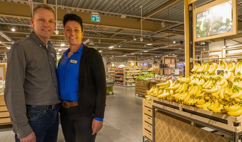 <p>Jaap en Nelly Wolters uit Burgum namen 4 jaar geleden de Plus in hun woonplaats over en die is nu aangepast aan hun wensen.</p>