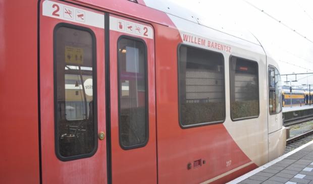 <p>Arrivatreinen tussen Leeuwarden en Groningen helpen mee om reizigers uit de omgeving van Kootstertille te vervoeren.</p>