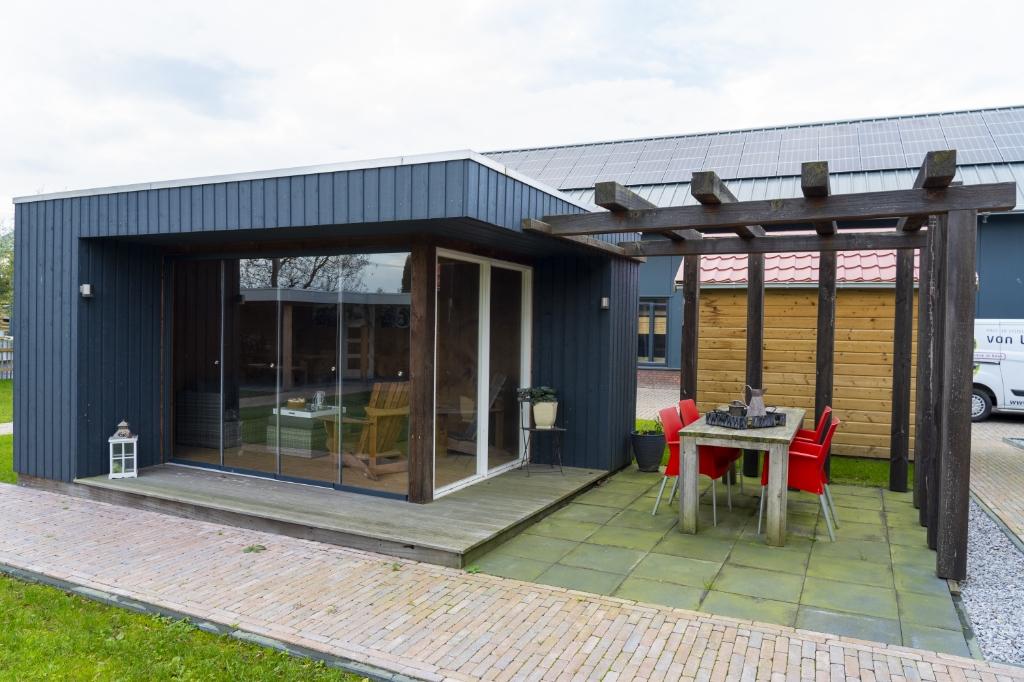Houtbouw van Lingen bouwt wat u wenst: groot, klein, <br>traditioneel of hypermodern. Foto: Foto&#39;s: Actief Media © Actief Media