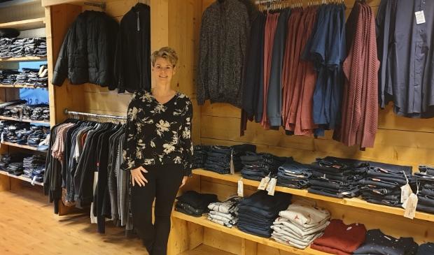 <p>Baukje Westra-Huisma van Baggy Choice in Drogeham.&nbsp;</p>