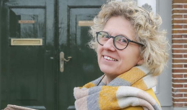 <p>Mieke de Kluijver van EMKA-makelaardij.</p>
