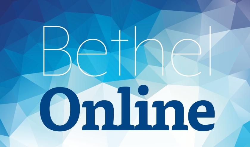 Het logo van Bethel Online