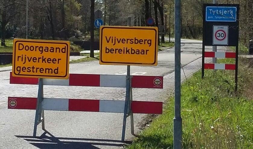 Wie Park Vijversburg bezoekt, moet vanaf 25 mei rekening houden met een wegomleiding.
