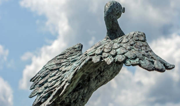 'Het dier' is een veel voorkomend thema in het werk van Els van der Glas.