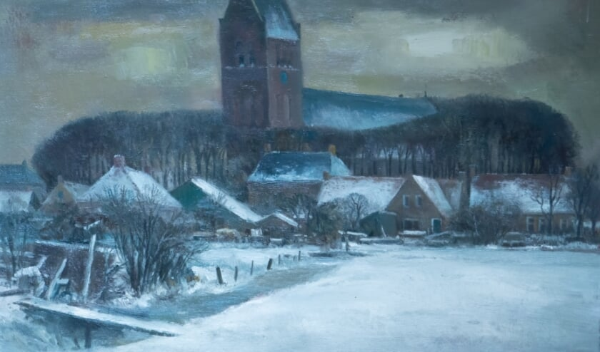 'Noordelijke Verleidingen 2' is een expositie met werk van  verschillende schilders.