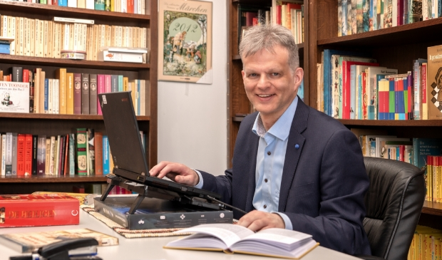<p>Jan Buruma, schrijver en Fries om útens.</p>