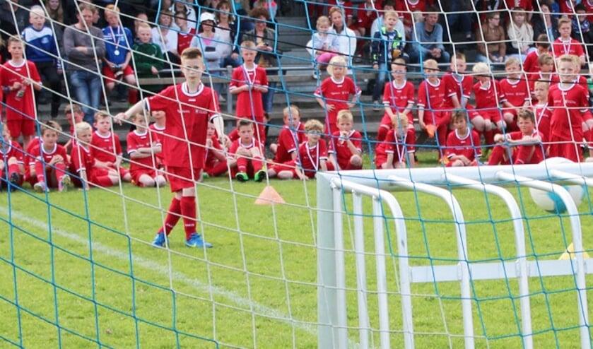 Actie bij Voetbalschool Veerkr88.