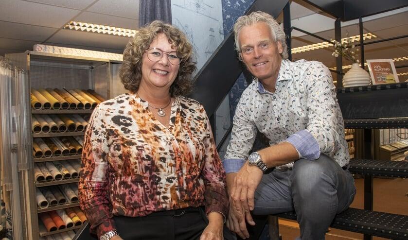Marjon en Sybe de Vries. Service en extra service.