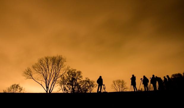 Wandelen in de nacht, in combinatie met spannende verhalen.