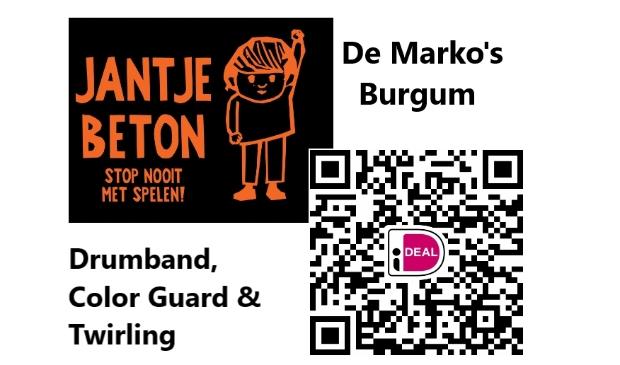 <p>Scan de QR-code en steun Jantje Beton zodat kinderen nooit stoppen met (buiten)spelen! &nbsp;</p>