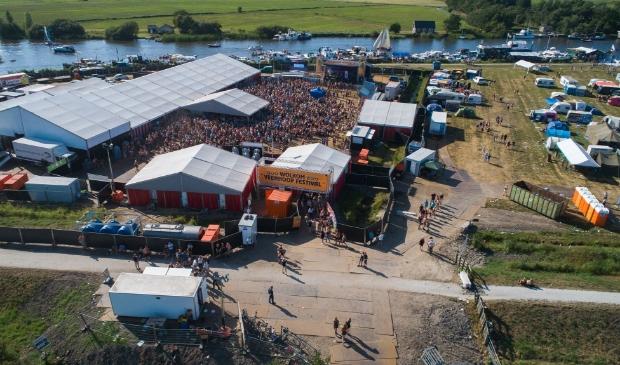 <p>Een archieffoto van het (meerdaagse) Veenhoopfestival dat ook dit jaar niet plaats kon vinden.</p>