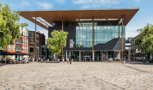 <p>Het Fries Museum in Leeuwarden.</p>
