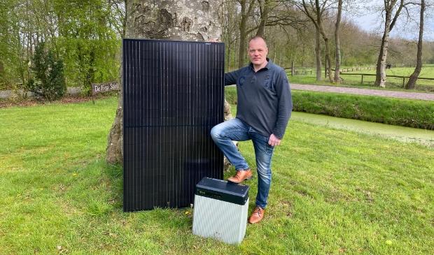 <p>Wichard Dijkstra van Safe Solar.</p>