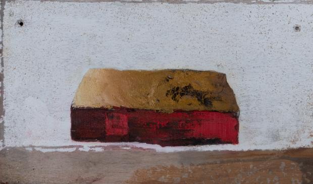 <p>Een schilderij van Johan Haantjes.</p>