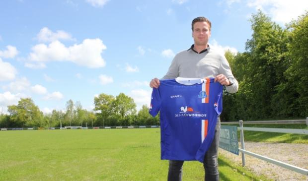Rob Schokker (31) is klaar voor hoofdklasser VV Buitenpost.