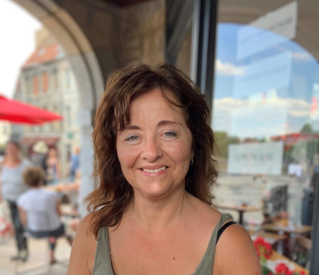 Ondernemer Annamarie van der Bij ziet haar werk als hobby. Foto: Ingezonden © Actief Media