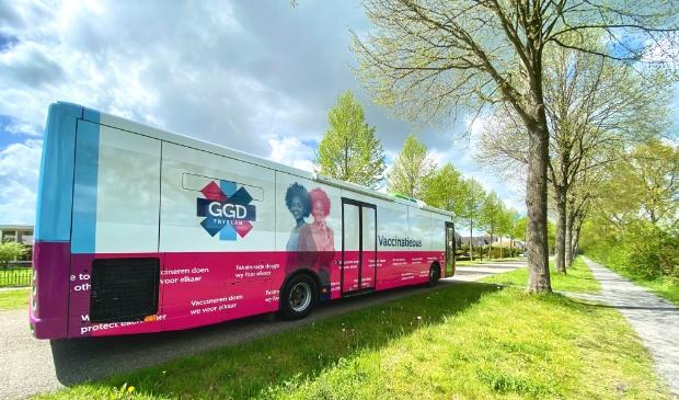 <p>De &#39;vaccinatiebus&#39;, ook wel &#39;prikbus&#39; genoemd, van GGD Frysl&acirc;n, staat woensdag 28 juli overdag in de Westereen.</p>