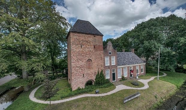 De Schierstins in Feanwâlden is zes middagen per week open als museum.