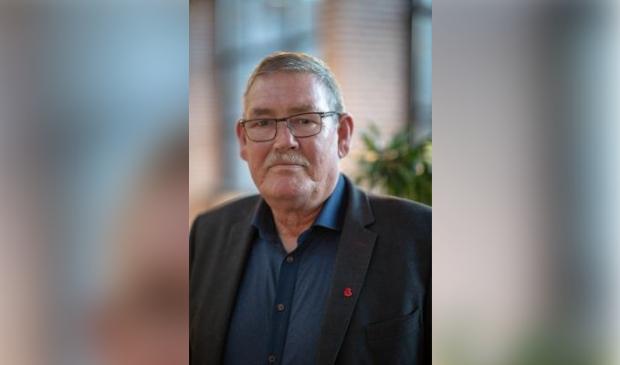 <p>De nieuwe fractievoorzitter IJde van Kammen.</p>