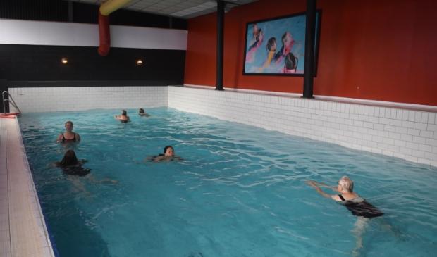 Zwemcentrum Kollum gaat door, inclusief drie ledenwerfacties.