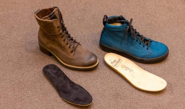 <p>Schoenen met een goed voetbed bij Lampers Schoenen.</p>