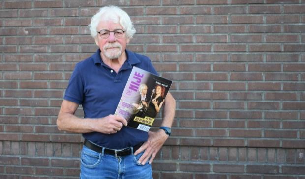 <p>Pier Bergsma út Hurdegaryp is ien fan de redakteuren fan De Nije.</p>